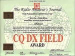 CQ DX Field