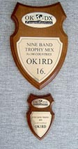 OK DX Trophy Mix